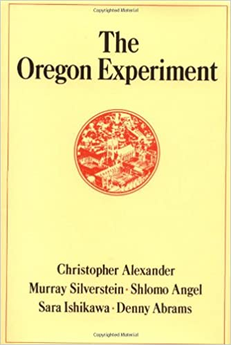 the oregon experiment center for environmental structure series