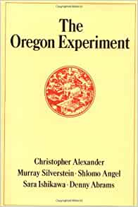 the oregon experiment christopher alexander pdf download