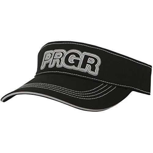 プロギア PRGR 帽子 ステッチサンバイザー