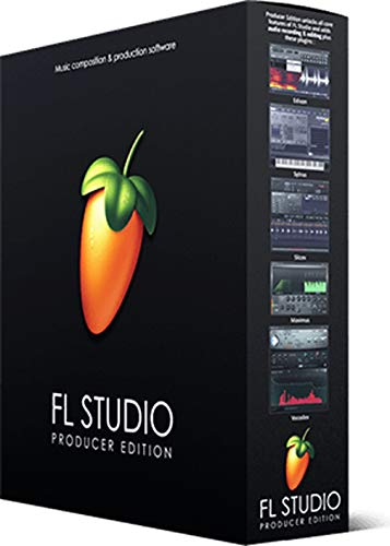 Image Line FL Studio 20 Producer Edition Mac/Windows (Fruit Loops 11)