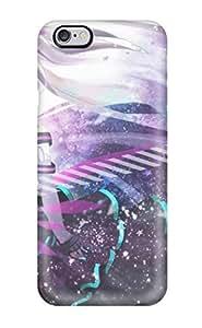 Hot Design Premium CfRqpWj18792JdnGB Tpu Case Cover iphone 4 4s Protection Case(hatsune Miku Vocaloid Hair Anime Girls)