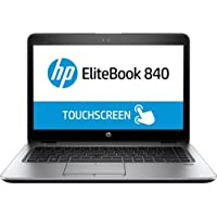 HP EliteBook 840 G3 X5F99US Notebook PC - Intel Core i7-6600U 2.6 GHz Dual-Core Processor - 16 GB DDR4 SDRAM - 512 GB Solid State Drive - 14-inch Touchscreen Display - (Certified Refurbished)