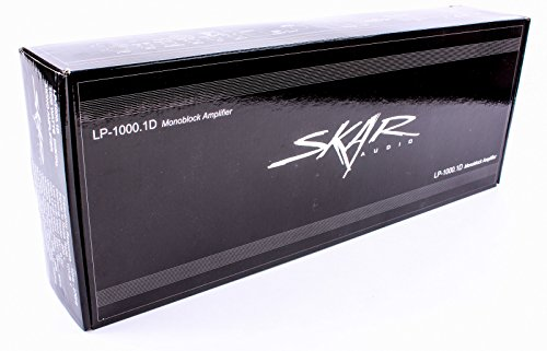 Skar LP-1000.1Dv2 Amplifier Remote Level Control