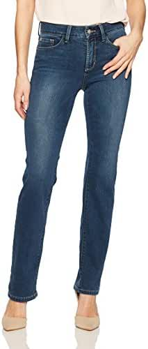 NYDJ Women's Marilyn Straight Jeans in Future Fit Denim