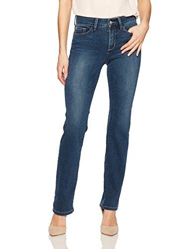 NYDJ Women's Marilyn Straight Leg Jeans in Future Fit Den...