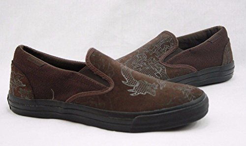Converse Deck Star Slip 1Y259 Chocolate Men Shoes US Size 12/13.5