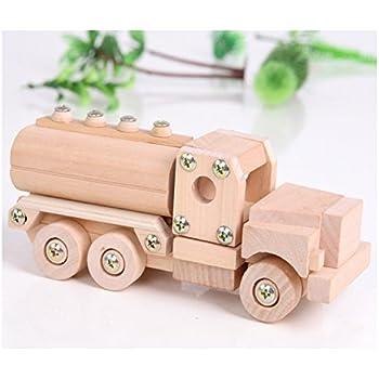 Sala Trend DIY Toy Creative Wooden Truck Building Kit