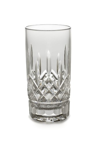 (Waterford Lismore 12-Ounce Highball Tumbler - 5503182100, Clear)