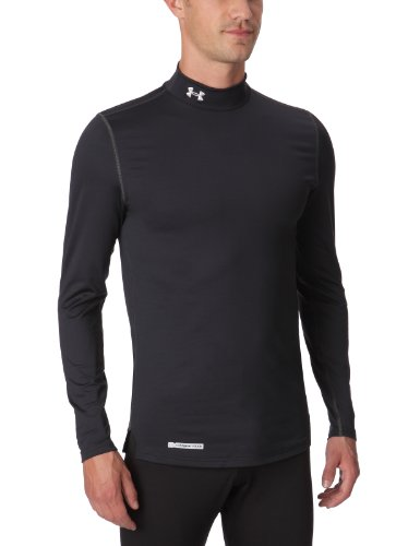 Unde+B170:B180r Armour men's ColdGear Fitted Long Sleeve Moc