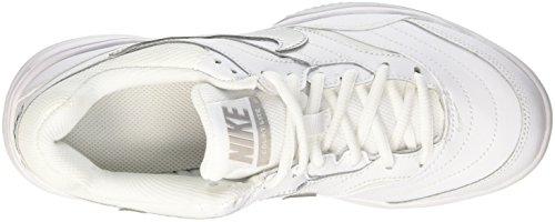 Scarpe Silver da Cly Court 100 Tennis Wmns Bianco Lite Matte Donna Medium Grey White Nike xIqaSn