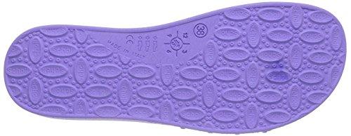 Material Scholl sintético Violett Sandalias Lilac Mujer Sun Lilac de Violeta Abiertas Scholl nwnqT4BYxf
