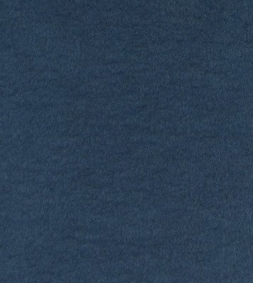 Organic Cotton Fleece Fabric - 12 Ounce - Navy - By the Yard