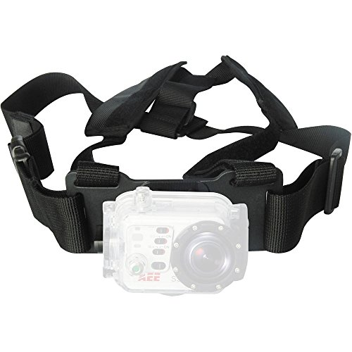 AEE Technology B13 Camera Chest Harness for AEE Action Cams & GoPro (Black)