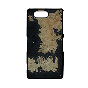 Generic For Z3 Mini With Game Of Thrones Nice Back Phone Cover For Kid Choose Design 3