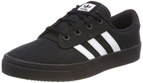 Kiel Adidas Black 0 Mixte White Black Noir core Adulte footwear Baskets core 1qq7adH