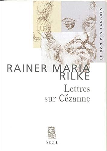 Lettres sur Cézanne