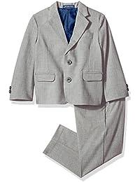 Boys' Two Piece Bi-Stretch Suit