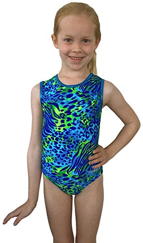 Smart Stretch Girl Gymnastics Leotard - CME, Pike (Basic)