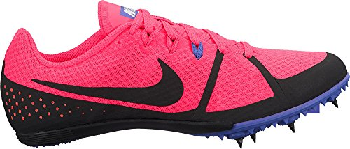 Nike Women's Zoom Rival MD 8 Track and Field Shoes(Pink/Black, 10 B(M) US) by NIKE