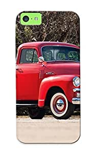 Fashion Case Cover case cover - 1954 Chevrolet 3100 Pickup Truck Retro protective case cover LPdjEDJ6bqs Compatibel With Iphone 6 4.7''