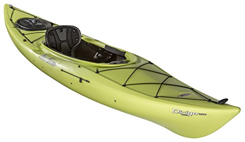 Old Town Canoes & Kayaks Dirigo 120 Recreational Kayak, Lemongrass