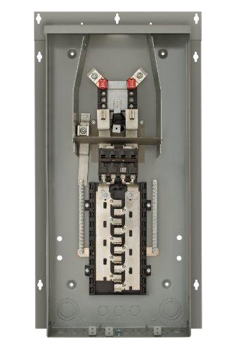Review Siemens MC2040B1200F 20 Space 40 Circuit 200-Amp Flush Mount Meter By Siemens by Siemens