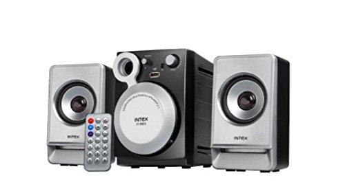 Intex IT890U 2.1 Channel Multimedia Speakers