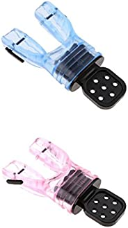 T TOOYFUL 2 Pieces Unisex Silicone Scuba Diving Mouth Regulator