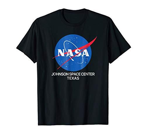Johnson Space Center - NASA Space Shirt