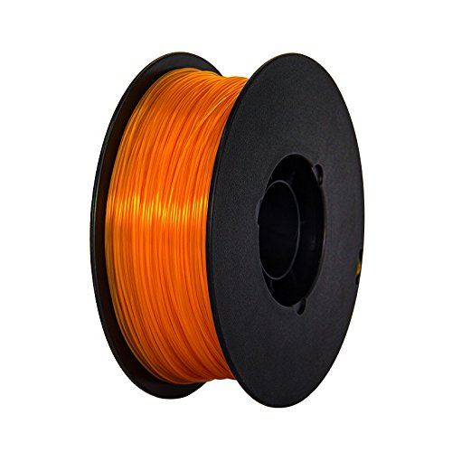 175mm-Orange-PLA-3d-Printer-Filament-NW-1kg-Per-Spool-for-FlashForge-Creator-series