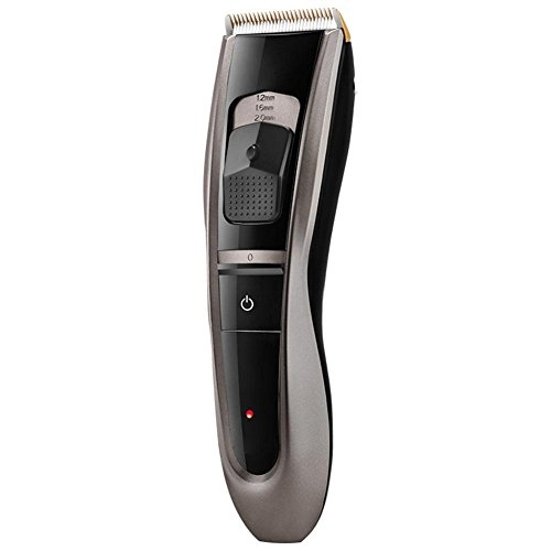 NACHEN Professional Barber Clippers and Trimmer Set for Men Razor 18W Rechargeable Electric Hair Shaver, 18045mm