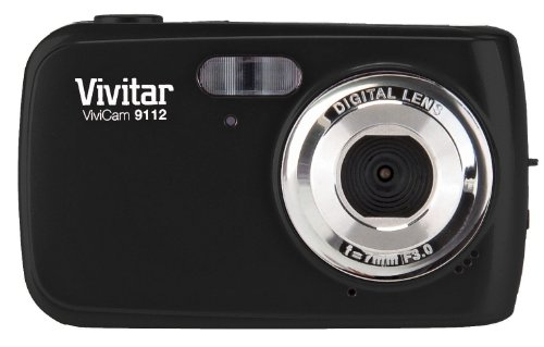 Vivitar 9.1MP Digital Camera with 1.8-Inch Screen (V9112-...