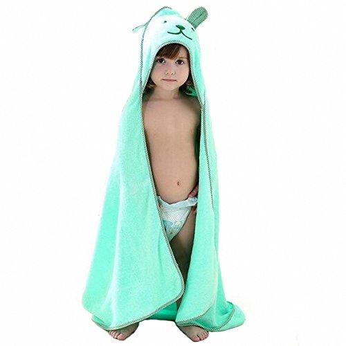 Beach Towel Cotton 90x90CM Green product image