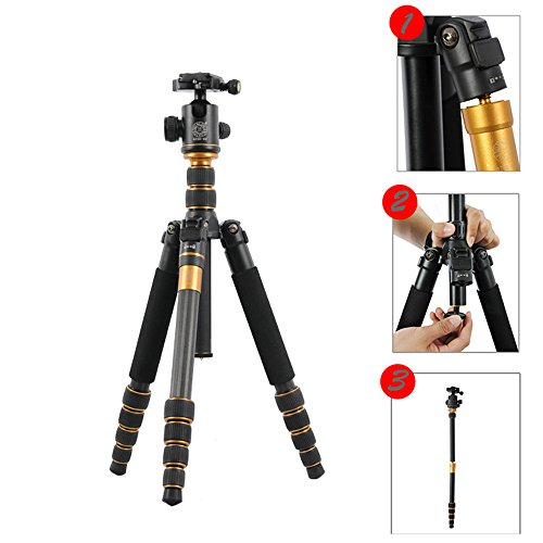 Flexzion Complete Monopod Portable Extension