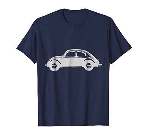 (Vintage Car Lovers Classic Beetle Iconic T-Shirt)