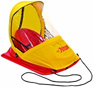 Pelican Baby Sled Deluxe with Weather Shield