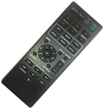 Replacement Remote Control fit for Sony RM-ANP109 RM-ANP105 149224811 2.1 Channel surround Sound Bar with Wireless Subwoofer Home Theater System