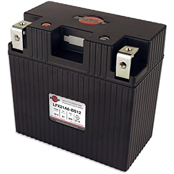 Shorai LFX21A6-BS12 Lithium Battery