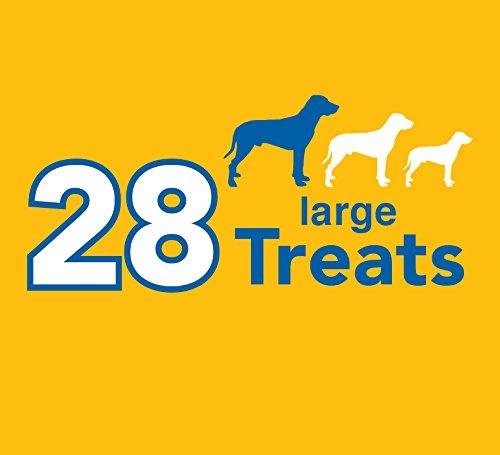 PEDIGREE DENTASTIX Large Dental Dog Treats Fresh, 1.52 lb. Pack (28 Treats) by Pedigree (Image #5)
