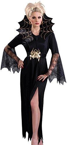 Forum Novelties Women's Plus-Size Spider Lady Plus Size Costume, Black, -