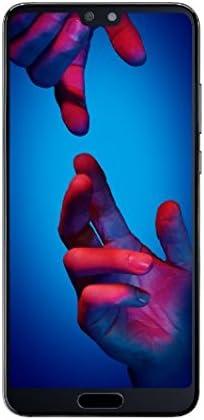 """Huawei P20 Dual SIM 4G 128GB Black - Smartphones (14.7 cm (5.8""""), 128 GB, 20 MP, Android, 8.1 Oreo + EMUI 8.1, Black)"""