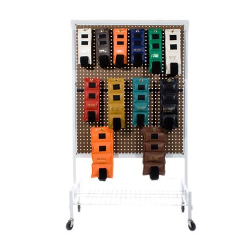 the Cuff 32 Piece Deluxe Economy Set with Rack by The Cuff