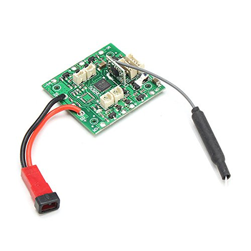 Pink Lizard JXD 509 JXD 509G JXD509G 509W 509V RC Quadcopter Spare Parts Circuit Board by Pink Lizard Products