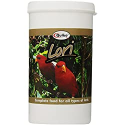 Quiko Lori - Complete Food for Nectar Eating Birds, 1.65 lb. Recloseable Container