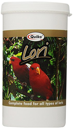 Quiko Lori   Complete Food For Nectar Eating Birds  1 65 Lb  Recloseable Container