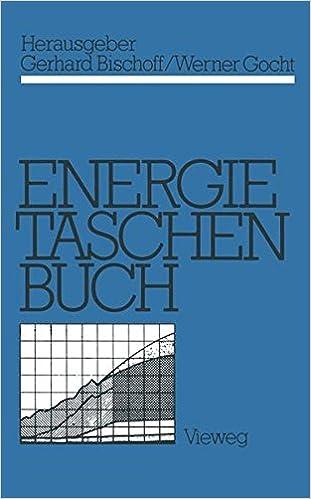 Energietaschenbuch (German Edition)
