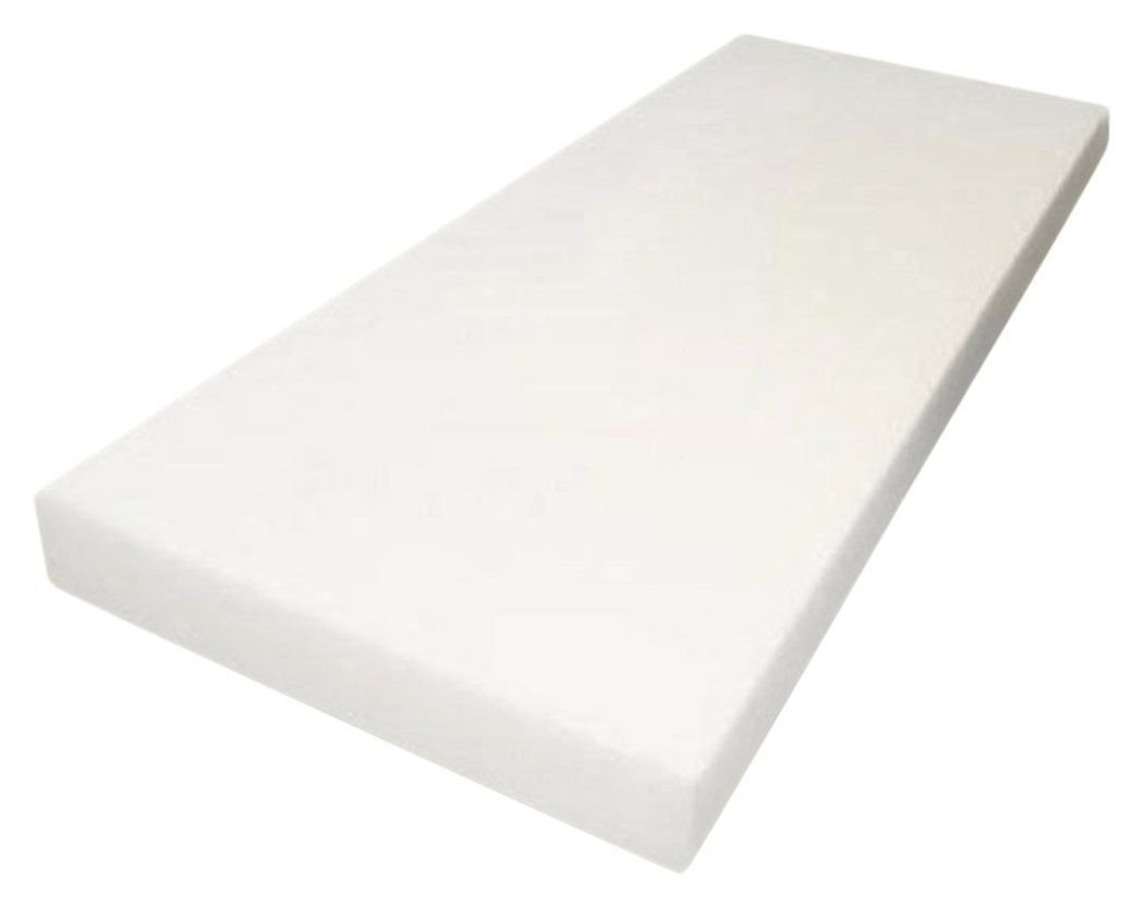 "Cushion Replacement Medium Density Foam Sheet 5/""X 36/""X 72/"" Upholstery Foam"