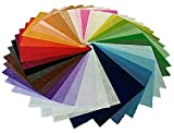 NAVA CHIANGMAI Thin Mulberry Paper 40 Sheets Design Craft Hand Made Art Tissue Japan Washi Design Craft Art Origami Suppliers Card Making