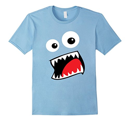 Mens Monster Halloween Costume Shirt Easy Funny for Kids Adults Large Baby (Baby Halloween Costumes Diy)