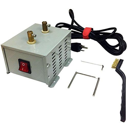 (Bench Mount Electric Hot Knife Rope Cutter Set - 45 Watt, 2